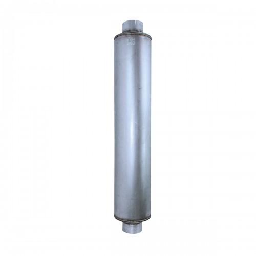 """Aluminized Muffler ID-OD 5"""" X 5"""" X 9"""" X 45"""""""